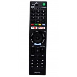 Pilot do TV SONY RM-L1370 3D NETFLIX /P1370/