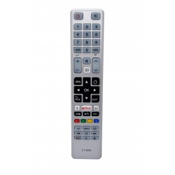 Pilot do TV TOSHIBA CT-8054 3D NETFLIX /P8540/