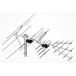 Antena zewn.TV DL-28/5-12/21-60 DVB-T COMBO
