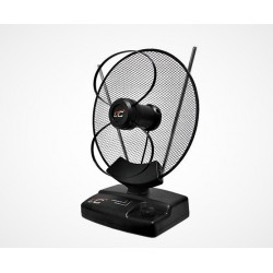 Antena pokojowa DVBT02 ze wzmacniaczem DVB-T
