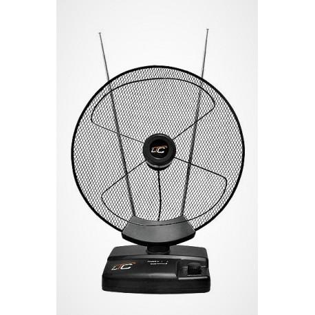 Antena pokojowa DVBT03 wzm. DVB-T