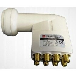 Konwerter satelitarny Premium Octo LNB LOP 04H OPTICUM