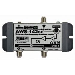 Wzmacniacz antenowy wewnętrzny AWS-142SE