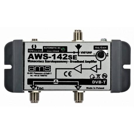 Wzmacniacz antenowy wewnętrzny AWS-142