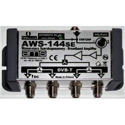 Wzmacniacz antenowy wewnętrzny AWS-144SE
