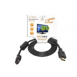 Kabel HDMI-HDMI 10m v1.4 Cu HQ