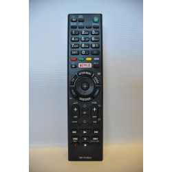 Pilot do TV SONY RM-TX100D NETFLIX