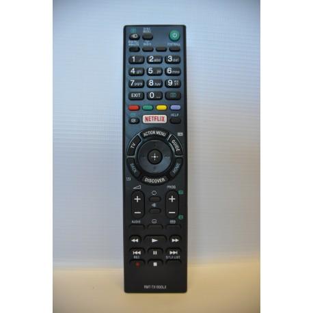 Pilot do TV SONY RM-TX100DLX NETFLIX /PTX100D/