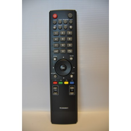 Pilot do TV THOMPSON RC3000E01 /IR1781/
