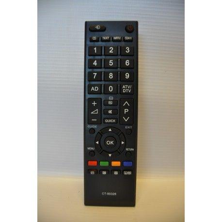 Pilot do TV TOSHIBA CT-90326 LCD /P326/