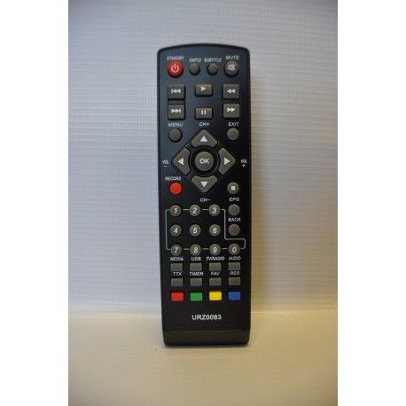 Pilot CABLETECH URZ0083/0083E/0187 DVB-T /P083/
