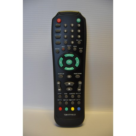 Pilot do CANVA T261 DVB-T /P212/