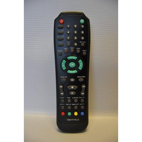 Pilot do CANVA T261 DVB-T /P212/