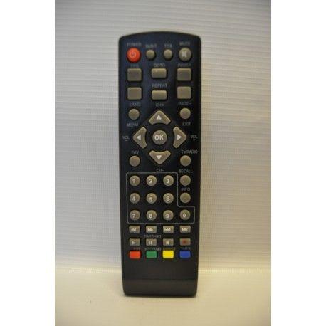 Pilot do MANTA T02/CANVA 333 DVB-T