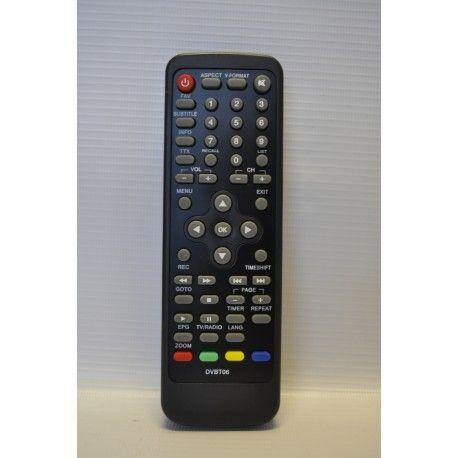 Pilot do MANTA 06 DVB-T