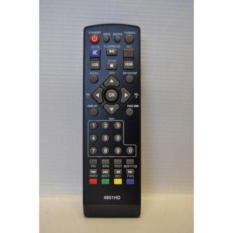 Pilot do BLOW 4601/MANTA T010 DVB-T /P203/