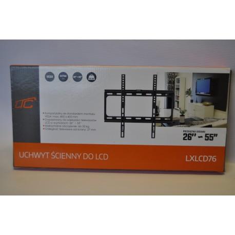"""Uchwyt LCD/Plazma 32""""-55"""" /LCD76/"""