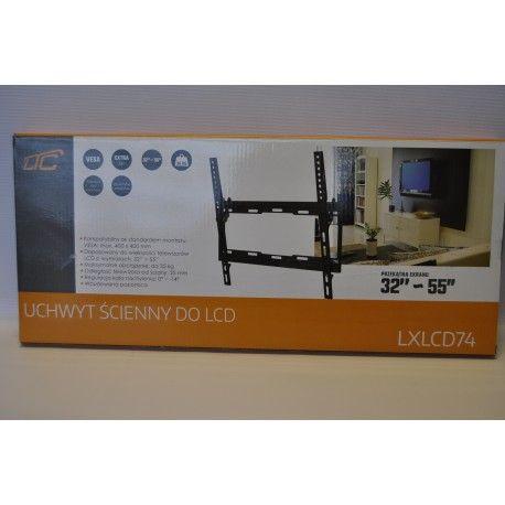 """Uchwyt TV LCD/LED 32""""- 55"""" (r.poch.0-14) /LCD74/"""