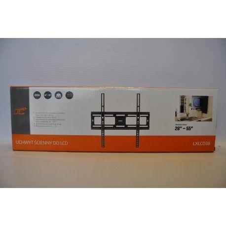 """Uchwyt LCD/LED 26""""- 55"""" (r.pochyl.+/- 15) /LCD38/"""