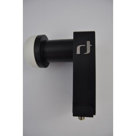 Konwerter sat. QUATTRO /Ultra Black/ INVERTO