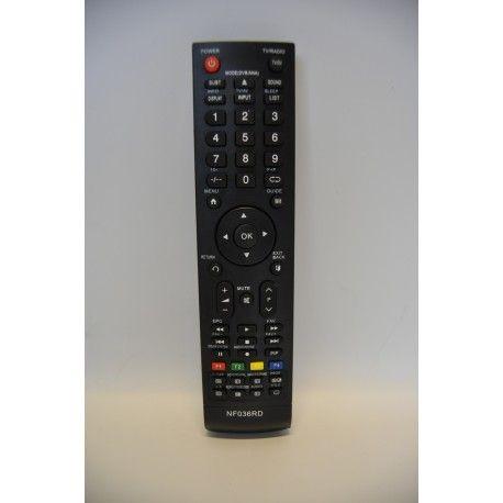 Pilot do TV FUNAI NF036RD LCD /IR0001/