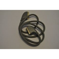 Kabel EURO-EURO 1,5m szary