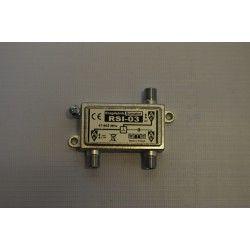 Rozgałęźnik/Sumator RSI-03 /DC/