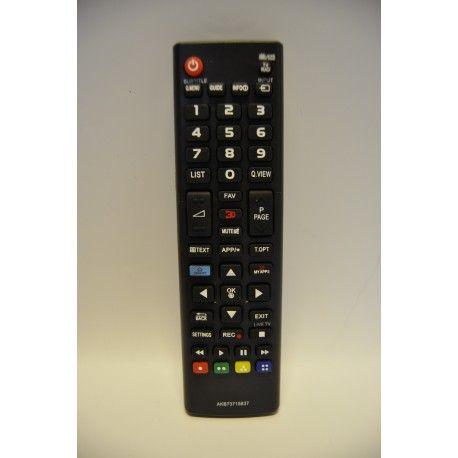 Pilot do TV LG AKB73715637 3D SMART /P5637/