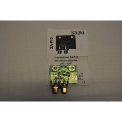 Zwrotnica antenowa ZA-F10  dopuszkowa