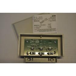 Zwrotnica antenowa ZA-6B UKF+UHF