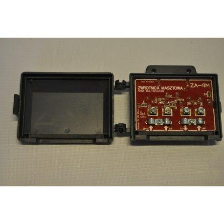 Zwrotnica antenowa ZA-104Ms FM+VHF+UHF