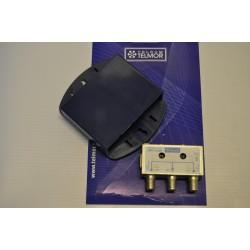 Zwrotnica antenowa ZWR-210DC FM-VHF/ UHF TELMOR