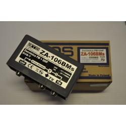 Zwrotnica antenowa ZA-106BMs FM+UHF