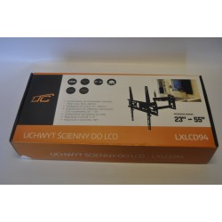 "Uchwyt LCD/LED 23""- 55"" z reg. 1 ramię /LCD94/"