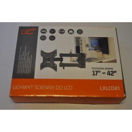 """Uchwyt LCD/LED 23""""- 42"""" z wysięgnikiem /LCD81/"""