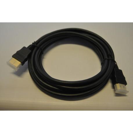 Przewód HDMI-HDMI 3,0m HiSpeed