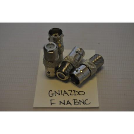 Przejście gn.BNC/gn.F /0107/