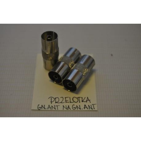 Przelotka gn.ant/gn.ant metal (100szt)