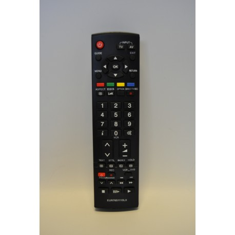 Pilot do TV PANASONIC VIERA EUR7651110 /P434/