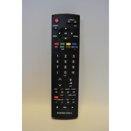 Pilot do TV PANASONIC VIERA EUR7651120 /P459/