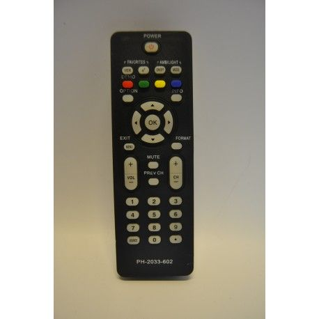 Pilot do TV PHILIPS RC203360201 LCD /P3602/