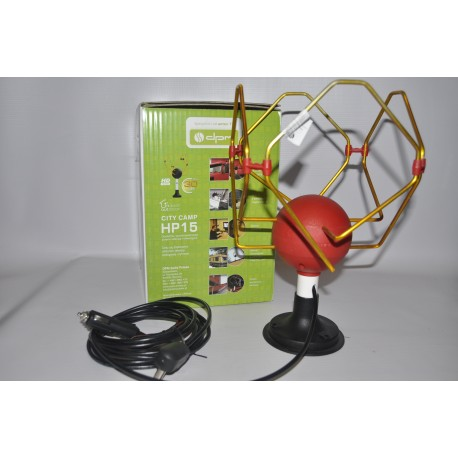 Antena pokojowa/samochodwa KORONA HP15 DVB-T
