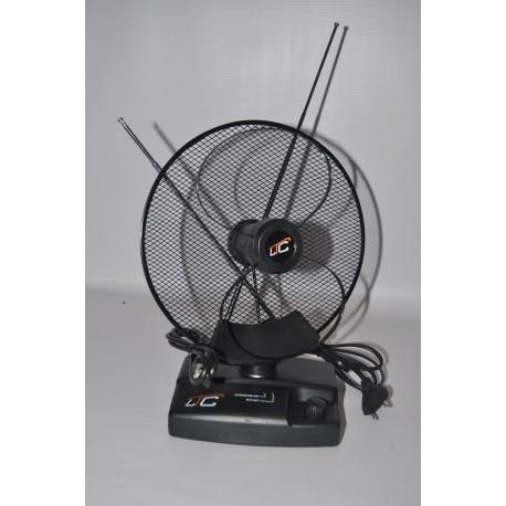 Antena pokojowa DVBT02 wzm. DVB-T