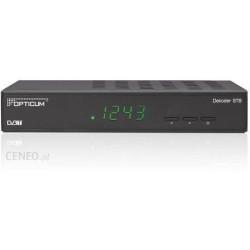 Tuner DVB-T, STB N6 DVB-T/T2 OPTICUM