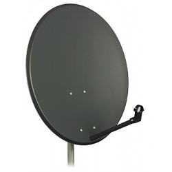 Antena satelitarna 80cm stal.  ASC-800M  CORAB