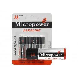 Bateria alkaliczna 1,5V AA LR06
