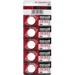Bateria litowa 3V CR2032  MAXELL   /B014/
