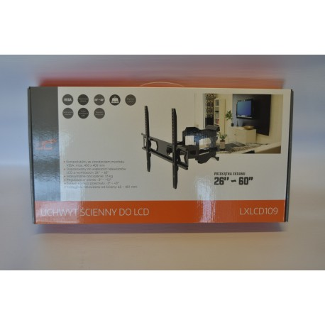 "Uchwyt LCD/LED 32""- 65"" reg. 2 ramiona /LCD93/"