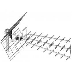 Antena zewn. UHF DIPOL44/21-69 Tri Digit ECO