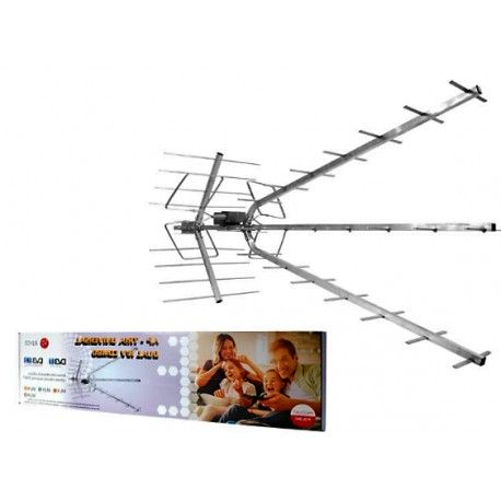 Antena zewnętrzna AP-TRIA UNI DVB-T